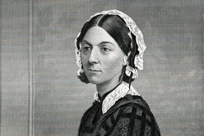 Florence Nightingale nursing
