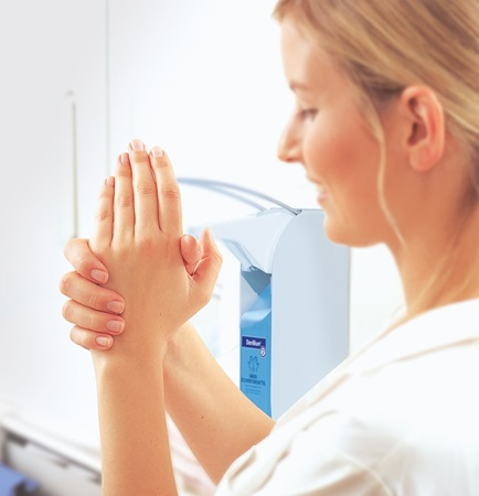 Keep you and your patients healthy by taking care of your hand hygiene.